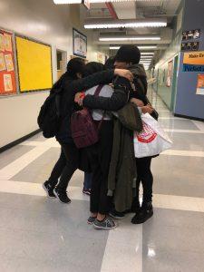 Final Session Group Hug